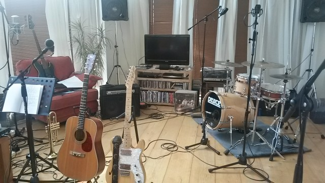Live Room preproduction 2